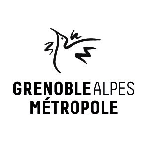 Logo Grenoble Alpes Metropole