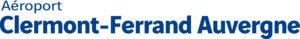 Logo aeroport Clermont Ferrand Auvergne