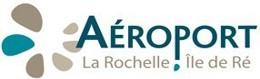 Logo aeroport La Rochelle