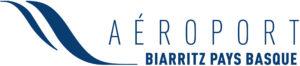 Logo aeroport Biarritz Pays Basque